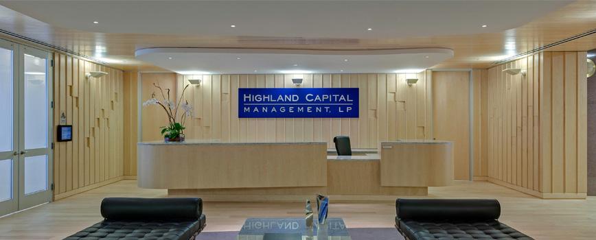 Highland Capital Lobby